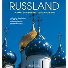 Russland: Moskau - St. Petersburg - Der goldene Ring