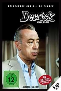 Derrick - Collector's Box Vol. 07 (Folge 91-105) [5 DVDs]