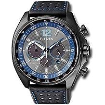 CITIZEN ECO DRIVE CA4199-17H. Reloj cronógrafo de cuarzo, con carga solar (sin cambios de pila)