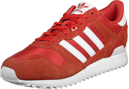 Adidas Zx 700, Sneaker Basses Homme rouge blanc