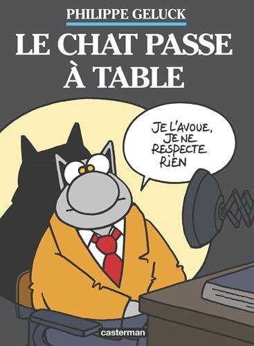 Le Chat - Tome 19 - Le Chat passe à table (Coffret 2 volumes)