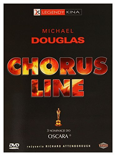 Chorus Line, A [Region 2] (English audio) by Michael Blevins (Line A Chorus)