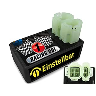Einstellbare Tuning Racing CDI Motoworx Gigant 125, Motoworx Titano 125/Tec Runner Arvini 125/Znen Legend 125 ZN125T-E5