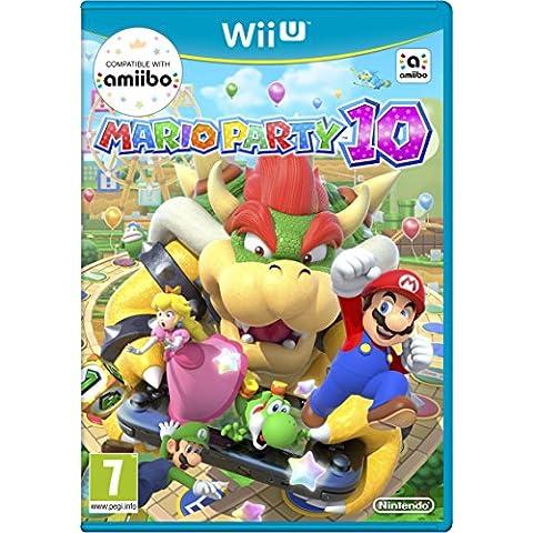 Mario Party 10 (Nintendo Wii U) [Importación Inglesa]