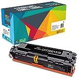 Do it Wiser ® 131X Kompatibel toner CF210X für HP LaserJet Pro 200 color MFP M276nw M276n M251n M251nw   Schwarz