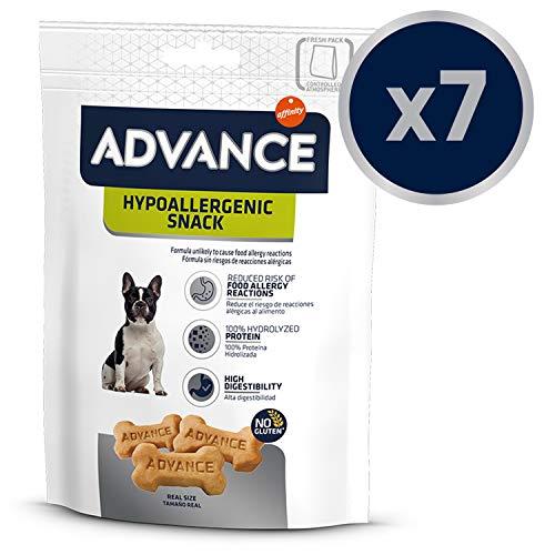 Advance Hypoallergenic Snack, 7er Pack (7 x 150 g)