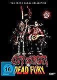 City Of Rott / Dead Fury (DVD-Double-Feature) (Pop-Up Mediabook) [Blu-ray]