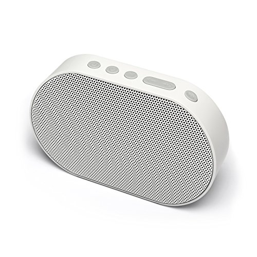GGMM Wireless Smart Bluetooth Lautsprecher 4.2 Wi-Fi Tragbar mit Amazon Alexa Toller Stereo-Sound, E2 Airplay Multiroom Lautsprecher 10W