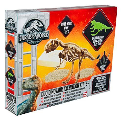 Sambro JUW-3303 - Ausgrabungsset Dinosaurier, Jurassic World