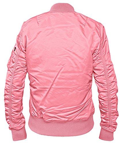 Alpha Industries Damen Jacke MA-1 TT Pink