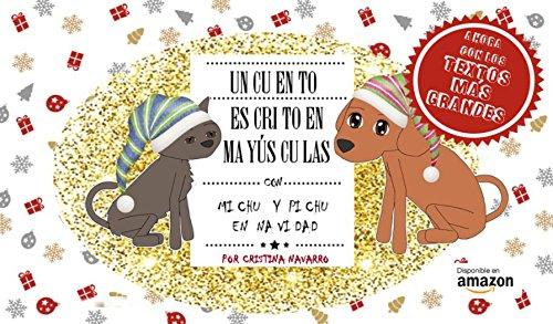 UN CUENTO ESCRITO EN MAYÚSCULAS: Con Michu y Pichu en Navidad