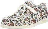 Sioux Damen Grash-d172-29 Sneaker, Mehrfarbig (Offwhite-Multi), 42 EU (8 UK)