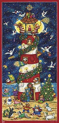 """Preisvergleich Produktbild """"Weihnacht am Leuchtturm"""" - Adventskalender"""