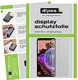 dipos I 6X Schutzfolie matt passend für JVC J20 Folie Bildschirmschutzfolie
