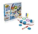 Crayola Mess Free Colour Wonder Light Up Stamper Art and Crafts Kit