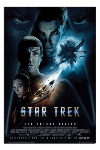 Click for larger image of One Sheet Style A - Star Trek - Maxi Poster - 61 cm x 91.5 cm