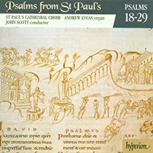 Psalms from St Paul's, Vol. 2: Psalms 18-29