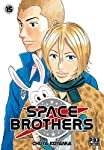 Space Brothers Edition simple Tome 15