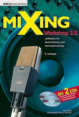 Mixing Workshop 2.0, m. 2 Audio-CDs