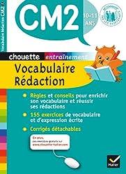 Vocabulaire-Rédaction CM2