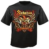 Sabaton - Coat of Arms - T-Shirt / L