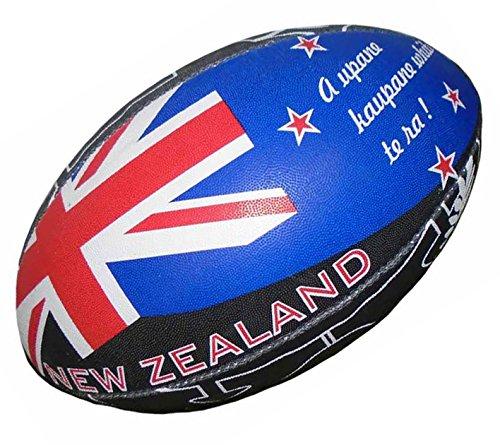 Ballon de Rugby - Nouvelle Zélande - Collection Supporter - Taille 5 [Divers]