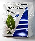 Nitrofoska Abono foliar 24-08-20. 5 Kilos. Primavera y brotacion. Fertilizante nitrogenado.