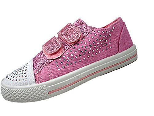 Koo-T , Mädchen Sneaker Matilda Pink