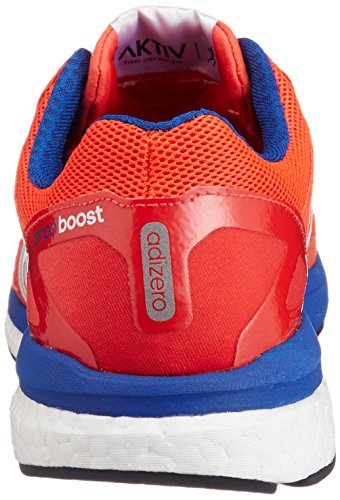 Adidas B39931, Running Homme Multicolore (Brired/Ftwwht/Croyal)