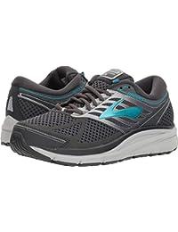 a56d0ec7a32 ... Running Shoes   Brooks. Brooks Women s Addiction 13 Ebony Silver Pagoda  Blue 12 B US