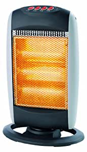 TV Top Ventes 08387 Easymaxx Chauffage à infrarouge/brasero 1200 W