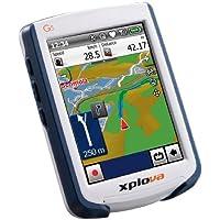 Xplova Outdoor Navigation G5, weiß/blau