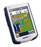 Xplova Outdoor Navigation G5, weiß/blau