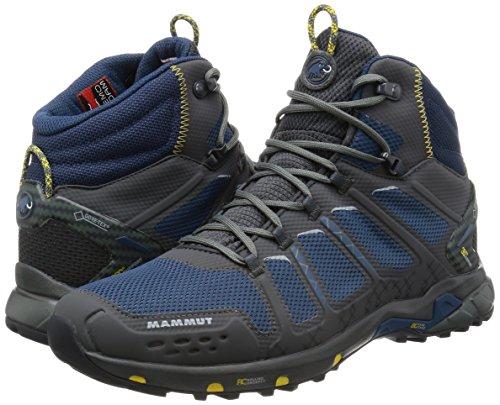 Mammut Aenergy GTX - Stivali da Trekking - Graphite/Lava graphite-orion