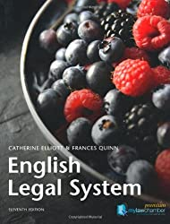 English Legal System MyLawChamber Pack