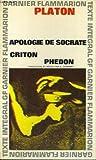 apologie de socrate criton phedon