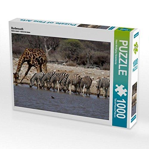 Barbesuch 1000 Teile Puzzle quer Preisvergleich