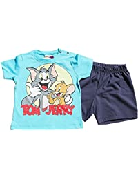 Jungen Looney Tunes Set, hellblau