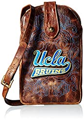 NCAA UCLA Bruins Women's Cross Body Purse, Brass, One Size