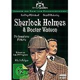 Sherlock Holmes und Dr. Watson - Komplettbox (Alle 24 Folgen) - Fernsehjuwelen