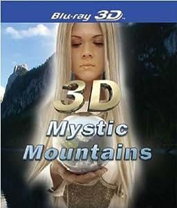 Mystic Mountains 3D [Blu-ray + Blu-Ray 3D]
