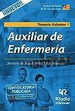Auxiliar de Enfermeria del Servicio de Salud de las Islas Baleares. Temario Volumen 1