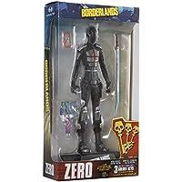 Mc Farlane - Figurine Borderlands 2 - Zero Color Tops 18cm - 0787926130416