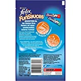 Felix Snacks Funsauces Truthahngeschmack, 5er Pack (25 x 15 g) - 2