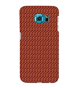Abstract Painting 3D Hard Polycarbonate Designer Back Case Cover for Samsung Galaxy S6 :: Samsung Galaxy S6 G920