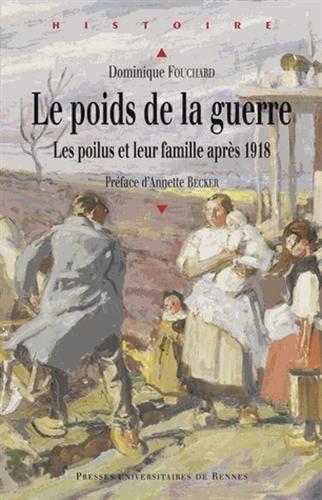 Le poids de la guerre : Les poilus et leur famille après 1918