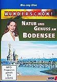 Wunderschön! - Natur und Genuss am Bodensee [Blu-ray]