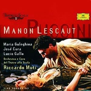 Manon Lescaut / Intégrale