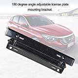 Feature:Best accessories for your loved car.Can be installed in front or rear.Universal for most brand of cars.Perfect for DIY modification, cool racing style.Polished surface repeatedly, delicate texture, anti-wear.Descriptions:180 de...