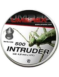 Umarex Intruder Puntas para armas de aire comprimido, 4,5mm